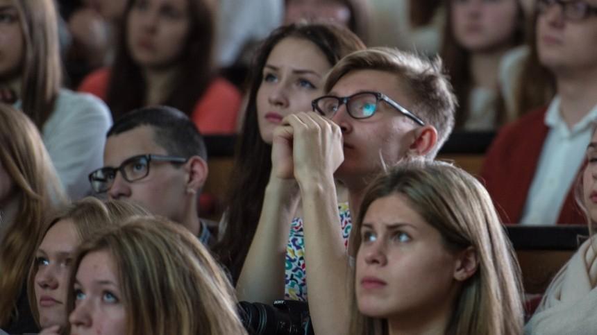 ВПетербурге прошла презентация XVII конкурса «Моя страна— моя Россия»