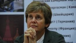 Прохорова поблагодарила Ахеджакову заидею воглавить Минкульт России