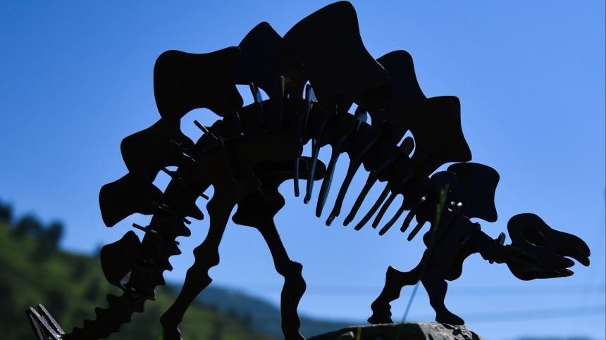 Ученые установили точную причину вымирания динозавров