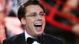 Максим Галкин спел дуэтом соСтасом Михайловым наюбилее уИгоря Николаева