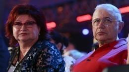 Дочь Евгения Петросяна называет Елену Степаненко мамой