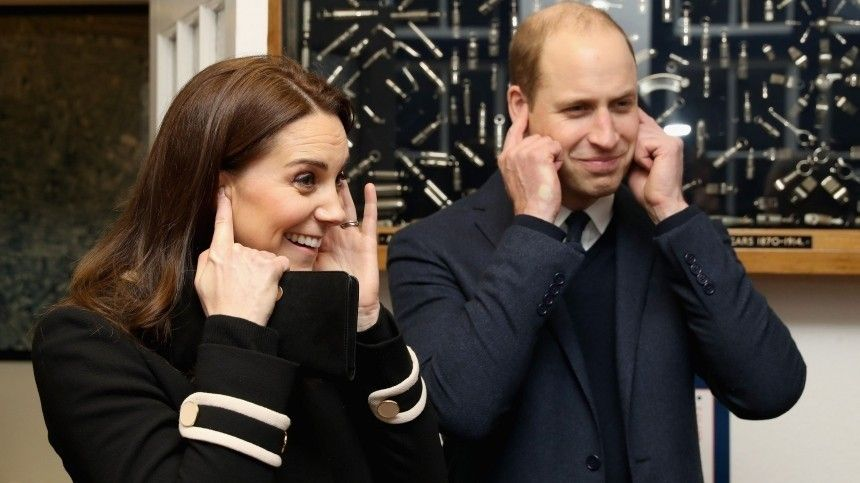 «Уильям больше нехочет детей»: Кейт Миддлтон рассказала осемейных планах