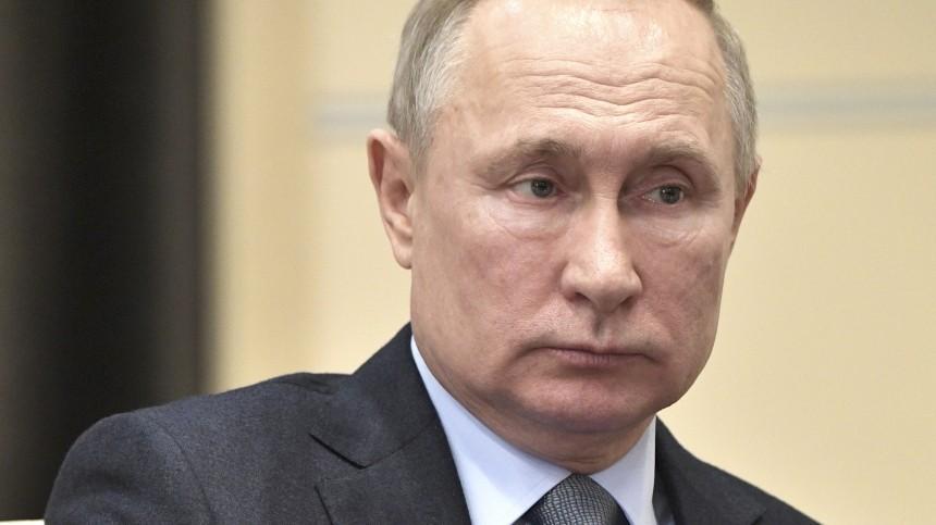 Владимир Путин осмотрел обновленную экспозицию Музея блокады Ленинграда