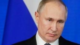 «Заткнем поганый рот!»: Путин высказался отех, кто пытается принизить роль СССР впобеде над фашизмом