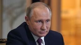 Путин назвал «моральными уродами» тех, кто против поддержки семей сдетьми