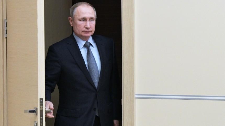 Владимир Путин высказался против неограниченного президентского срока