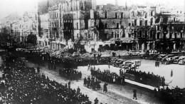 Варшавская память: что пытаются скрыть поляки занепроходимой стенойлжи?