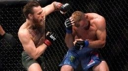«Неуспел проснуться»: экс-боец UFC объяснил поражение Серроне вбою сМакгрегором