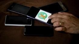 Пользователи жалуются насбои вработе WhatsApp
