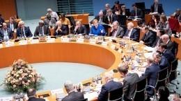 Наберлинском саммите назначили членов комиссии помониторингу запрекращением огня