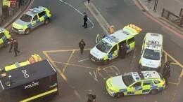 Три человека погибли врезультате нападения неизвестного сножом вЛондоне