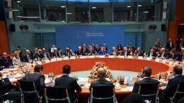 «Обе стороны прислушались кнашему призыву»: Путин оценил итоги конференции поЛивии