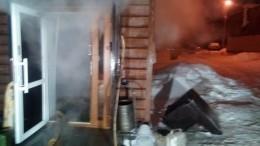 Наместе прорыва трубы скипятком вПерми дежурят бригады «скорой помощи»
