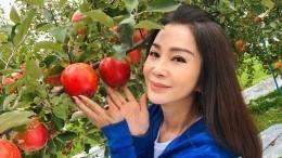 «Горячая тетя Тайваня» раскрыла секрет своей молодости в63 года