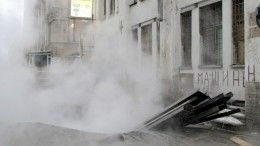 Труба, прорвавшаяся вхостеле Перми, эксплуатировалась почти 60 лет