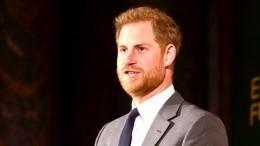 Другого выбора небыло: Принц Гарри впервые выступил сречью после отказа отпривилегий