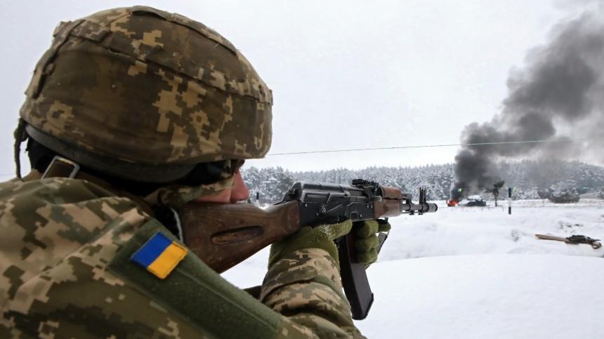 Замглавы СНБО Украины призвал армию готовиться ксиловому возвращению Донбасса
