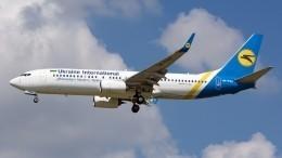 Boeing-737 под Тегераном был сбит двумя ракетами класса «земля-воздух»