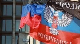 ВДонецке застрелен замкомандира полка ВВМВД ДНР Алексей «Грин»