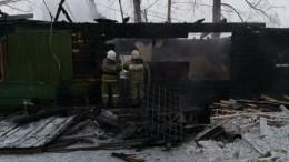 СКвозбудил уголовное дело после пожара с11 погибшими вТомской области