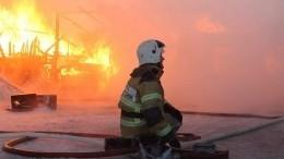 Стала известна причина пожара, унесшего жизни 11 человек вТомской области