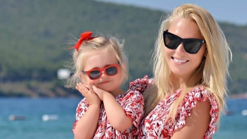 Пелагея вдень рождения дочери поделилась трогательными эпизодами еежизни