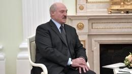 Лукашенко озвучил необходимый Белоруссии объем нефти изРоссии
