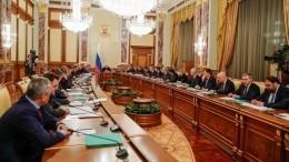 Сенатор Джабаров назвал состав нового правительства сильным