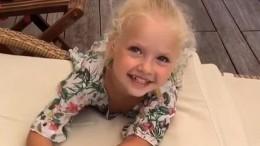 «Маленькая невеста»: дочь Галкина иПугачевой облачилась всвадебное платье