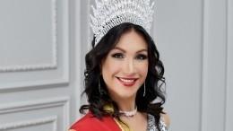 Врач-эндокринолог изПетербурга стала «Миссис Вселенная Классик 2020»
