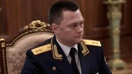 Совет Федерации утвердил Игоря Краснова надолжность генпрокурора