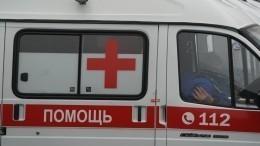 Видео сместа, где при загадочных обстоятельствах нашли пожилого петербуржца спробитой головой