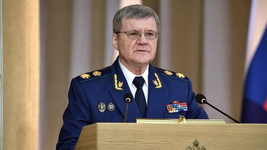 Юрий Чайка назначен полпредом президента вСКФО