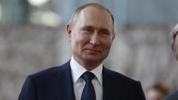 Путин пошутил оспособностях Кудрина «вовсех науках»