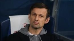 Семак останется с«Зенитом»: вФКопровергли слухи онепродлении контракта стренером