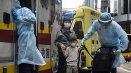 ВОЗ нестал объявлять ЧСиз-за вспышки коронавируса вКитае
