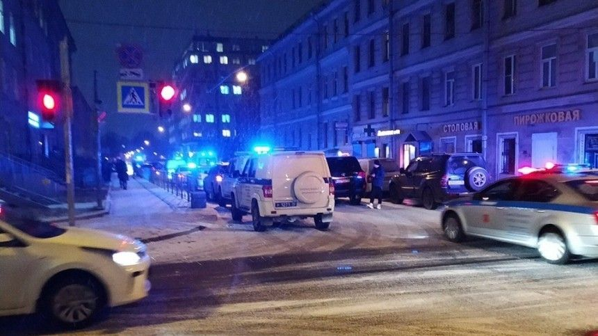 ВПетербурге объявлен план «Перехват» после нападения