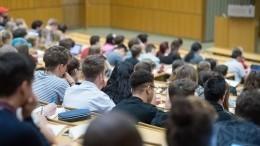 Студентам-второкурсникам разрешат менять специальность