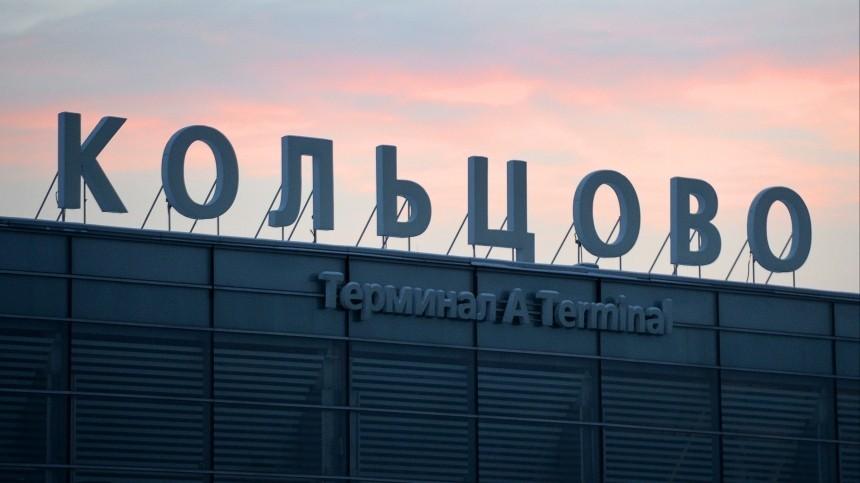 Летевший вЕреван самолет вернулся ваэропорт Екатеринбурга