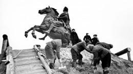 Главархив Москвы опубликовал архивные фотографии блокадного Ленинграда