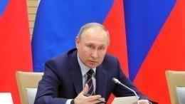 Путин назначил Орешкина иМединского помощниками президента