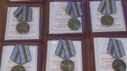 Ветеранам отимени президента РФвручили юбилейные медали к75-летию победы вВОВ