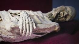 Голос древней мумии воссоздали британские ученые— видео