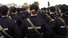 Полицейские иросгвардейцы обеих столиц начнут получать надбавку заохрану порядка