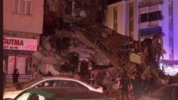 Один человек погиб врезультате землетрясения вТурции