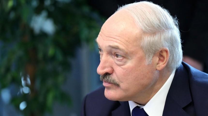 Лукашенко рассказал опричинах разногласий сРоссией понефти