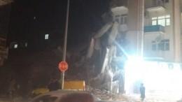 Число погибших при землетрясении вТурции возросло дочетырех человек