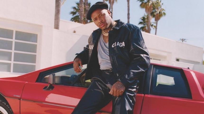 Полиция Лос-Анджелеса задержала рэпера YG поподозрению вграбеже