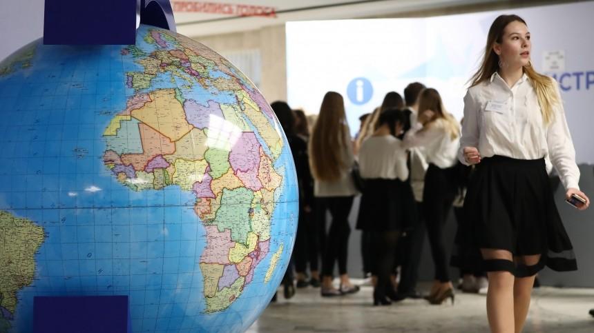 «Самых топовых побед!»— Губернатор Забайкалья поздравил студентов, зачитав рэп