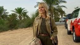 «Совсем страх потеряли»: Валерия рассказала, как прокатилась наверблюде